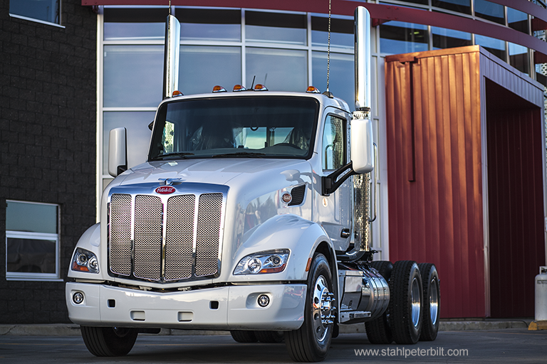 stahl peterbilt case studies