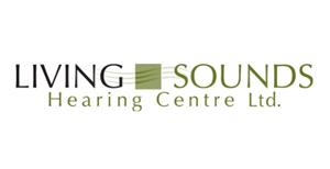 living sounds logo