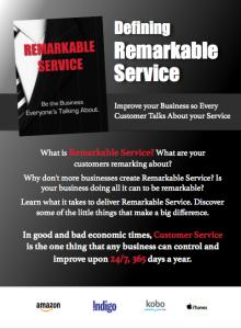 Customer Service book media kit