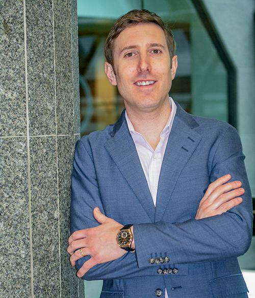 Matt Graff, Director of Business Operations