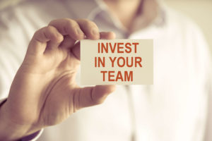 Executive training and coaching benefits your company.