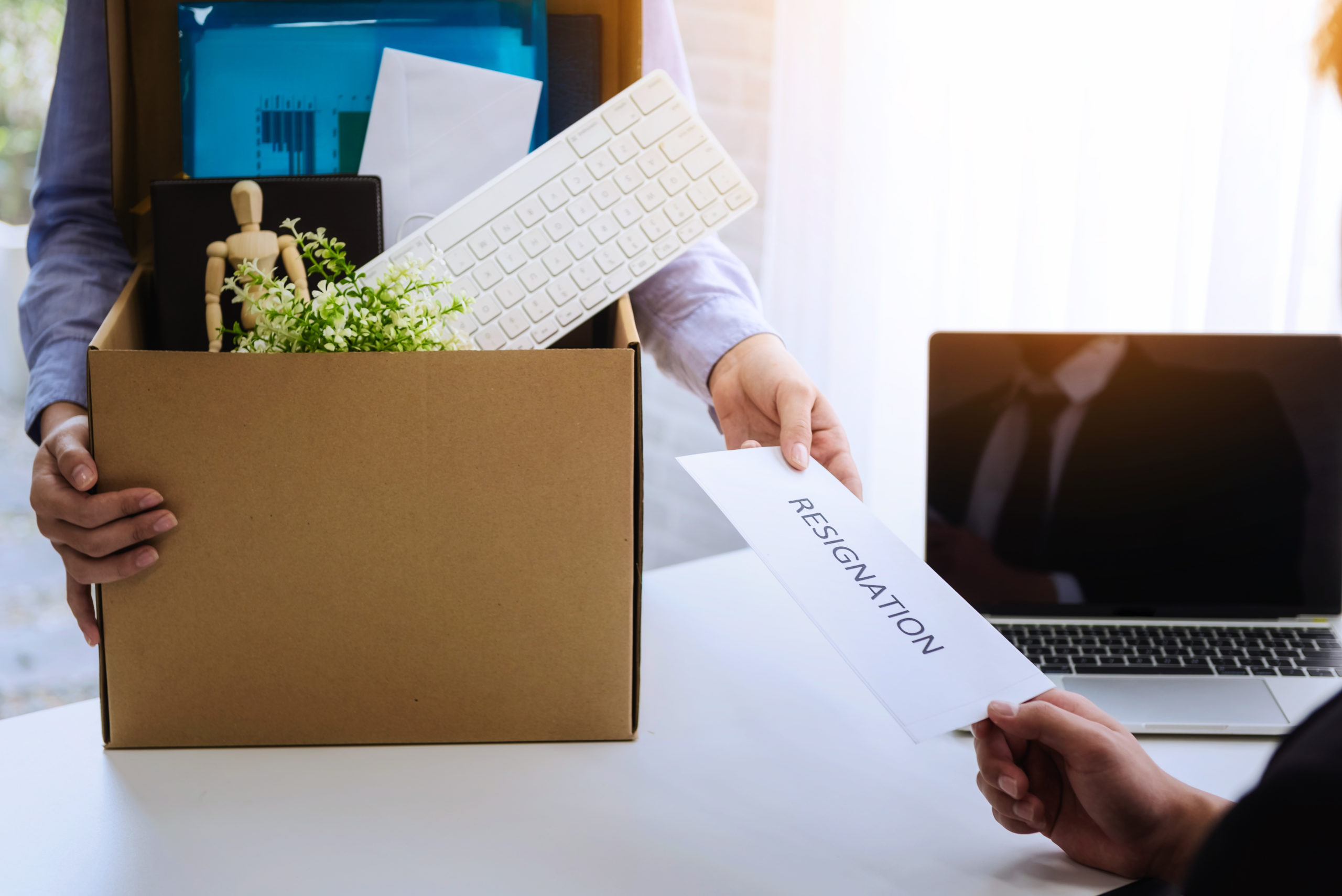 Is the Great Resignation Real & How Can Employers Boost Retention Rates?